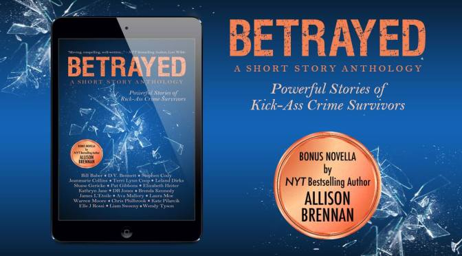 'Betrayed' Anthology features Liam Sweeny's 'How to Not Find Someone in Houston'