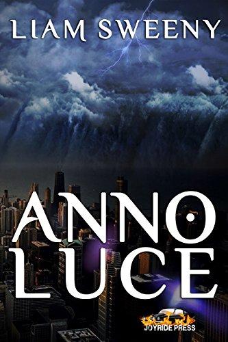Anno Luce Book Cover