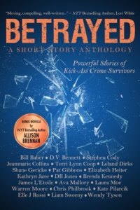 Betrayed Anthology Book Cover