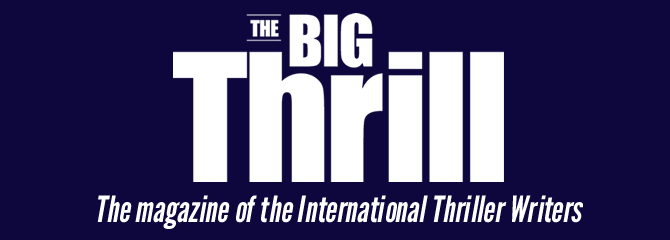The Big Thrill Logo.