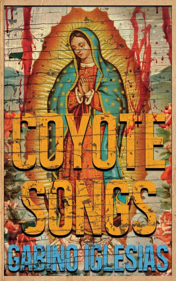 Coyote Songs book cover..