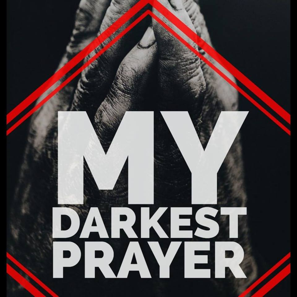 My Darkest Prayer, by S.A. Cosby book cover.